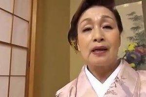 Japanese Grandmother 4