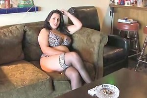 Hot Curvy Mature Bbw Smoking And Diddling Free Porn 54