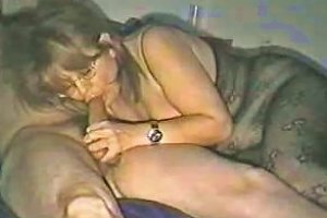 Chubby And Hot Mom Giving Blowjob And Getting Polished Missionary Style