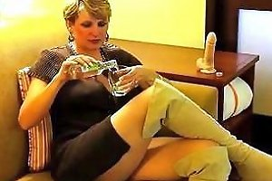 Hotel Masturbation 37 Years Old Agent Michelle