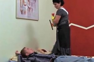 Granny Cleans Young Guys Cock Free Young Cock Porn Video De