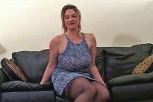 Blonde Fat Mature Gets Fucked By Two Black Dudes Porn