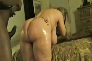 Housewife Oiled Up And Fucked Lovely Porn 24 Xhamster