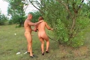 Mature Couple Enjoying The Outdoors Free Porn Af Xhamster